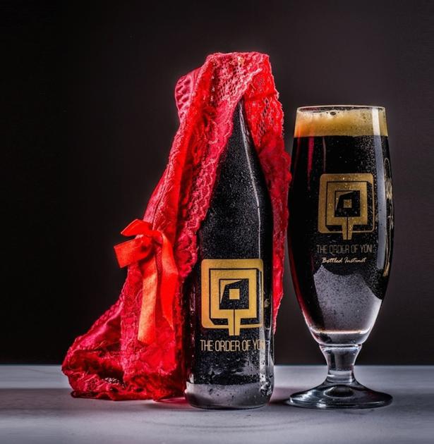 пиво вагина бактерии влагалище The Order of The Yoni пивоварня польская чешская модель секс еда новости отвратительные мужики