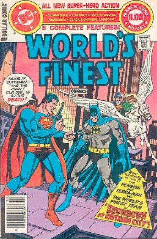супермен бэтмен комиксы тест отвратительные мужики дуэль