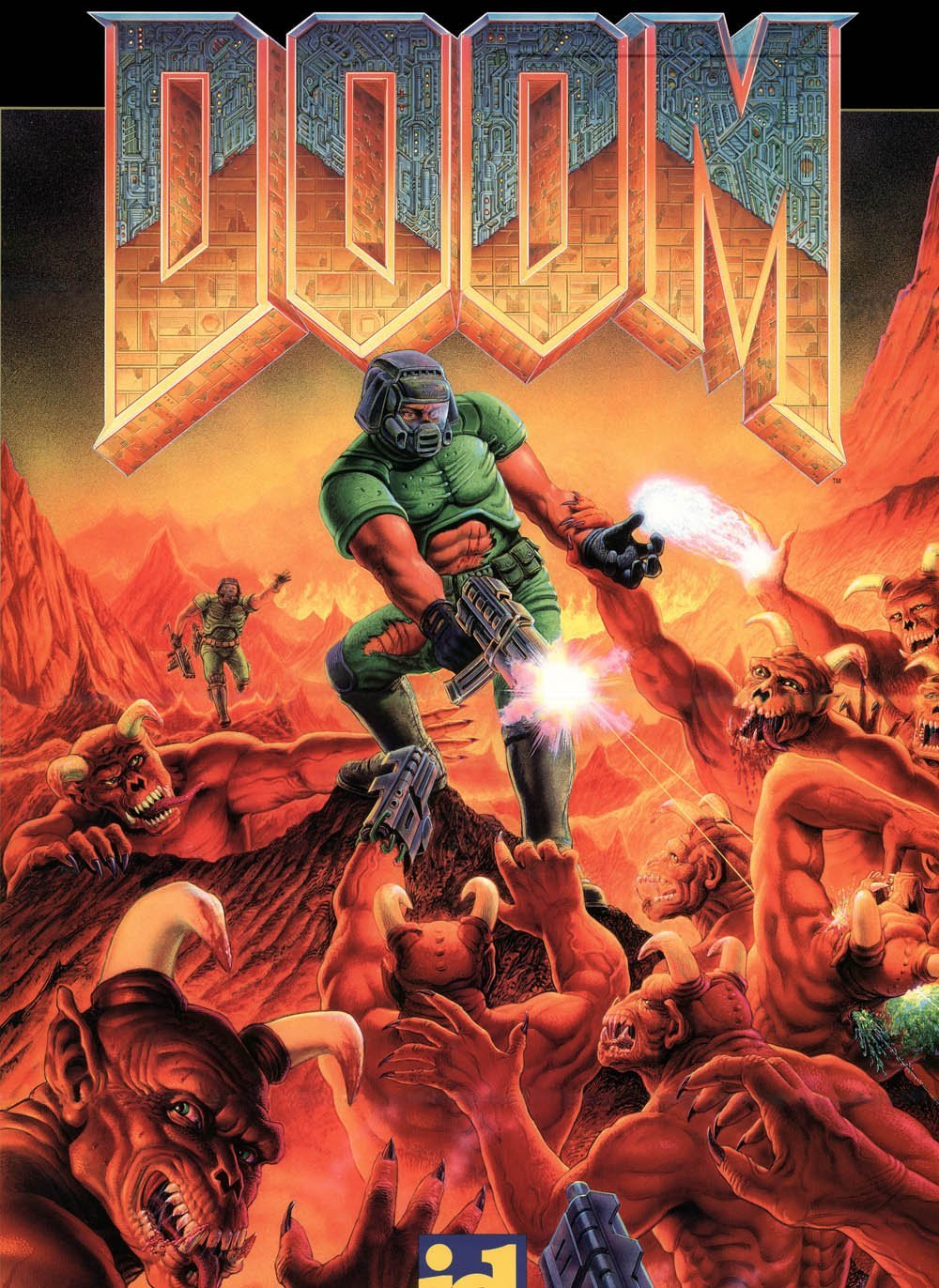 doom 2016 cover alternative cover