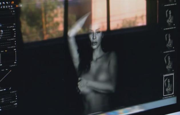 ким кардашьян селфи голая kim kardashian selfie nude