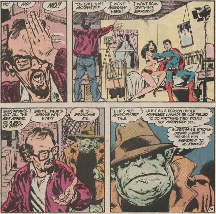супермен бэтмен комиксы тест отвратительные мужики порно