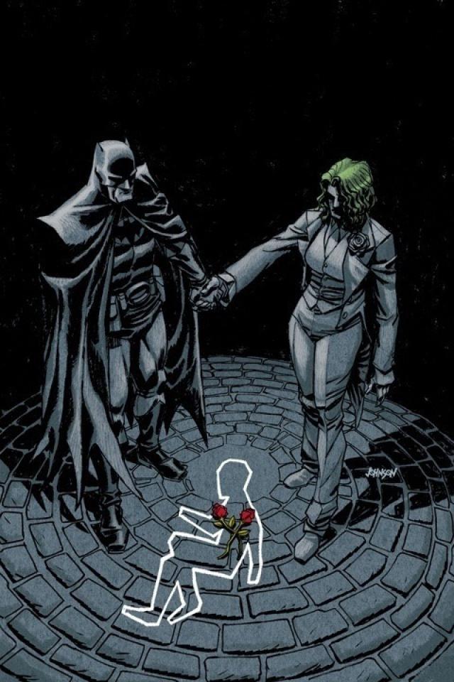 супермен бэтмен комиксы тест отвратительные мужики марта уэйн джокер