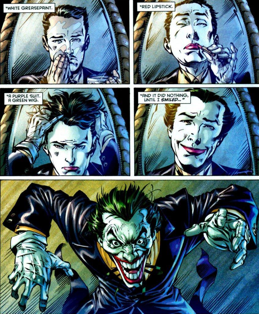 супермен бэтмен комиксы тест отвратительные мужики альфред джокер