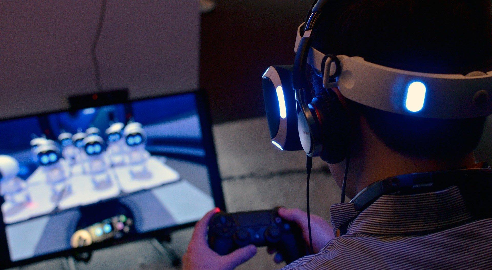 gdc oculus rift vr virtual reality виртуальная реальность отвратительные мужики disgusting men playstation vr