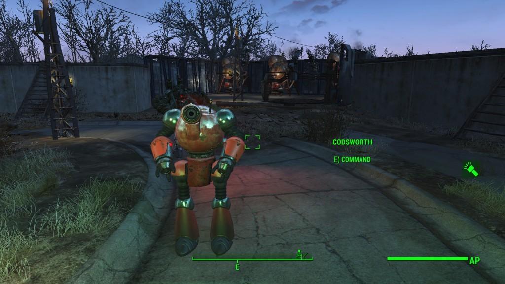 Fallout 4 новое тело для ады - 10