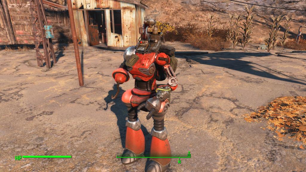 Fallout 4 новое тело для ады - 67e7