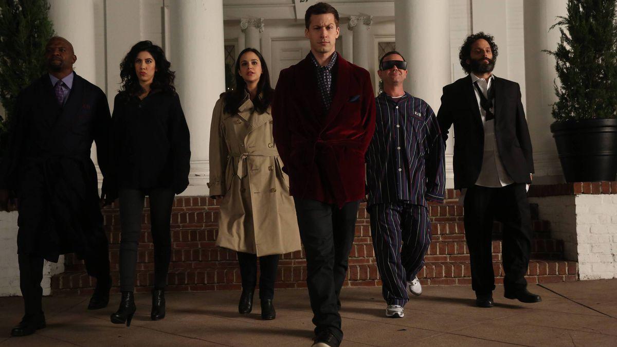 бруклин 9-9 сериал 3 сезон финал 20 апреля комедийные сериалы ситком что посмотреть рецензии кино отвратительные мужики