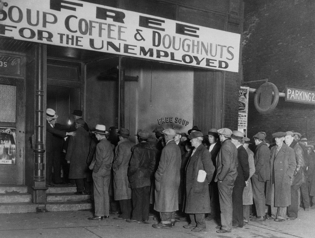 an analysis of the great depression in the 1930s and the response of the united states government