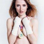 Татьяна Корбалина спортсменка казахстан разделась голая обнаженная в поддержку легкая атлетика новости фото спорт отвратительные мужики