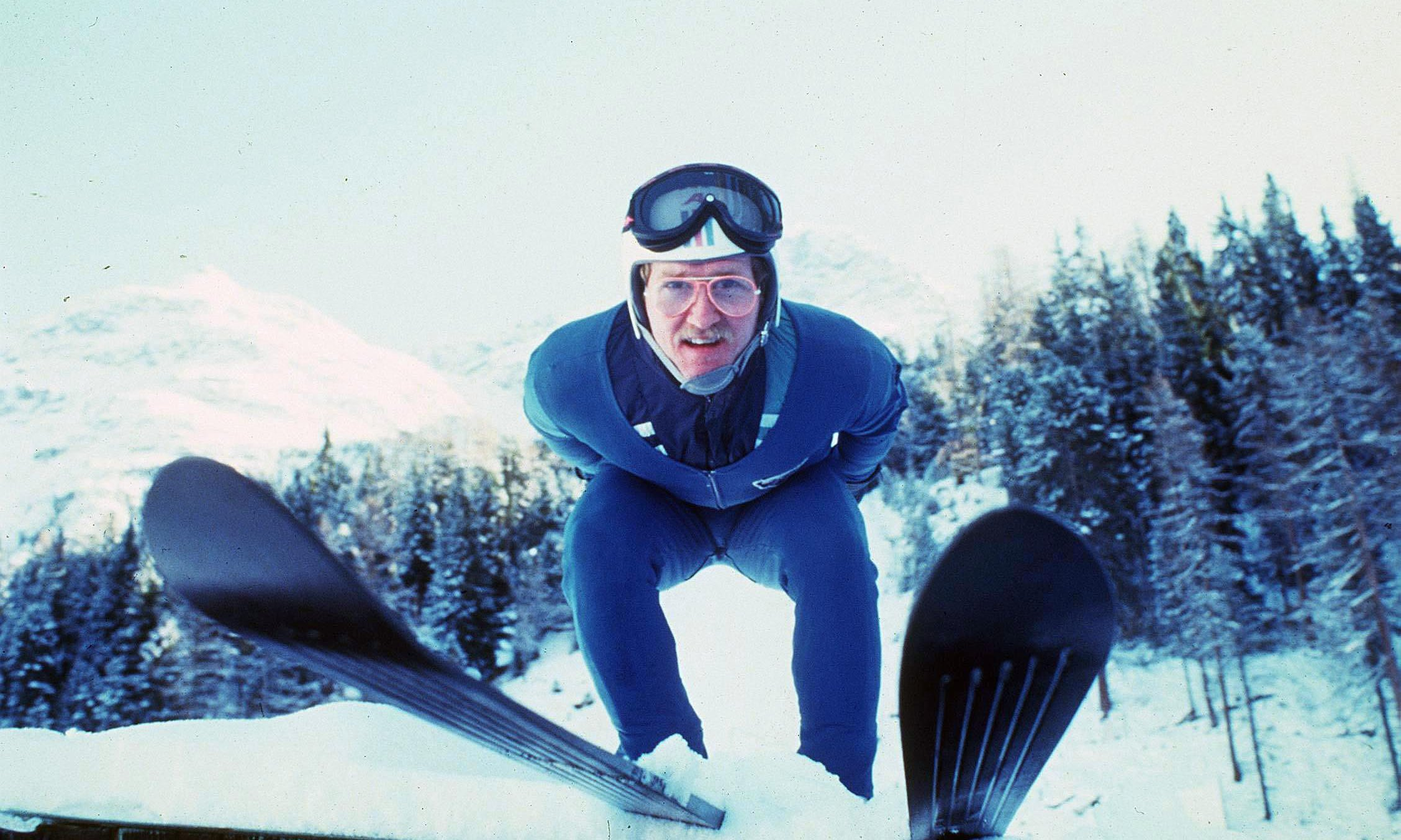 эдди орел фильм история эдди эдвардс eddie the eagle movie the story behind