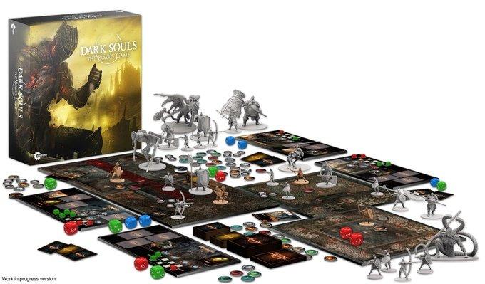 dark souls boardgame настольная игра dark souls отвратительные мужики