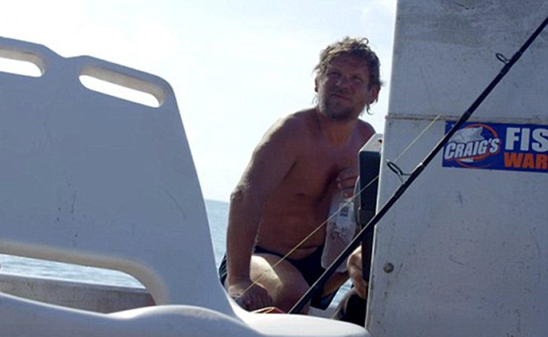 Animal Planet британское телевидение спасли с необитаемого острова астралийца рыбака Джереми Уэйд Речные монстры новости жизнь отвратительные мужики