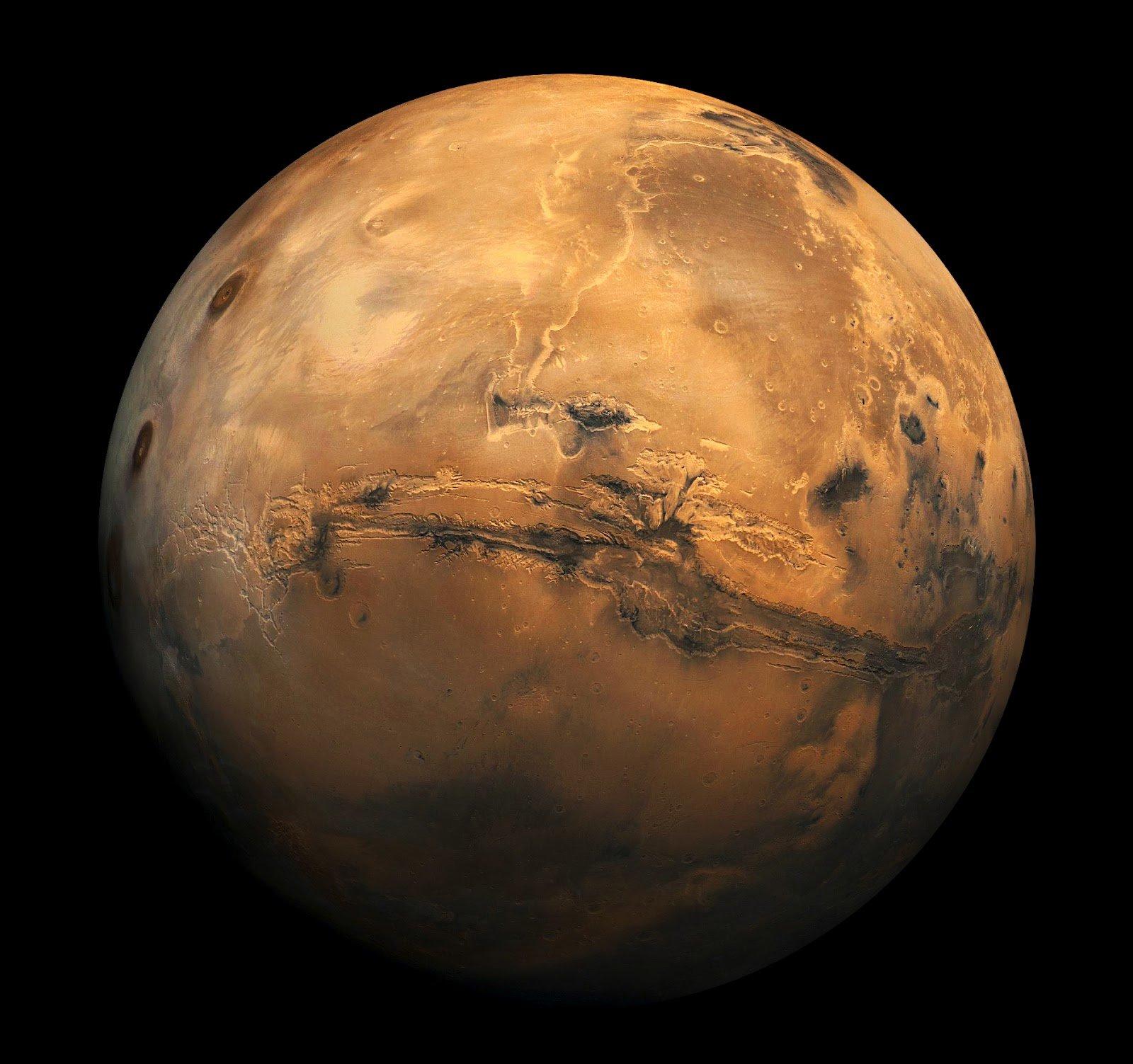 Но почему именно Марс? Суммируя все вышенаписанное: очевидно, у нас нет другого выбора.
