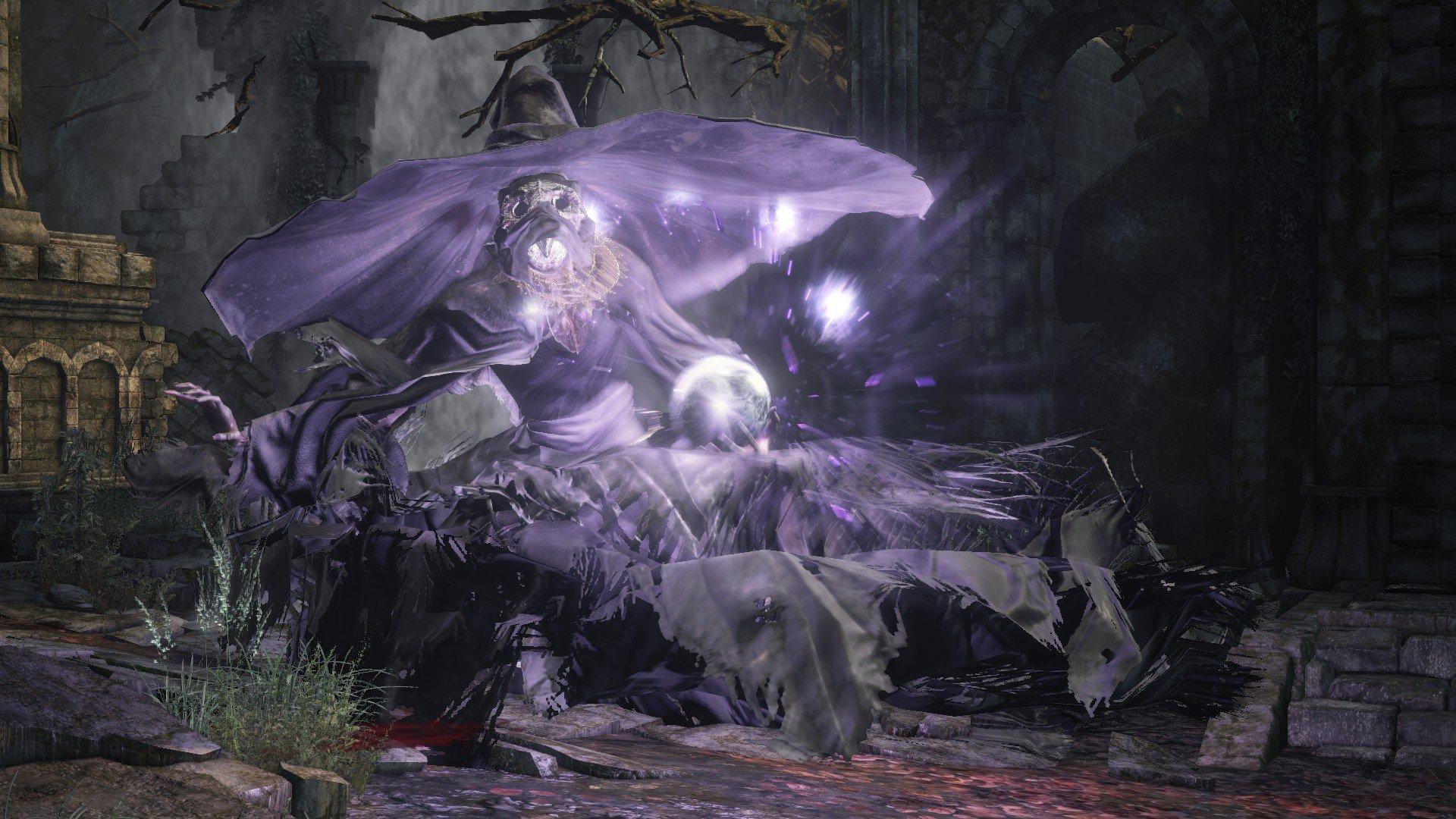 dark souls 3 гайд прохождение как убить босса первого дерево вордта