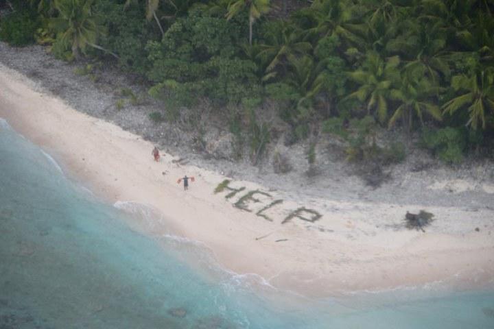 Секс необитаеми острв
