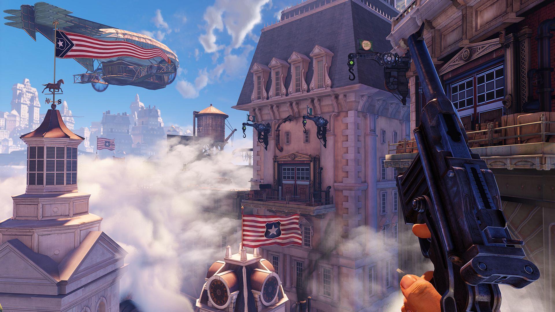 Кен Левин Bioshock интерактивный фильм игра сумеречная зона interlude игры фильмы новости отвратительные мужики
