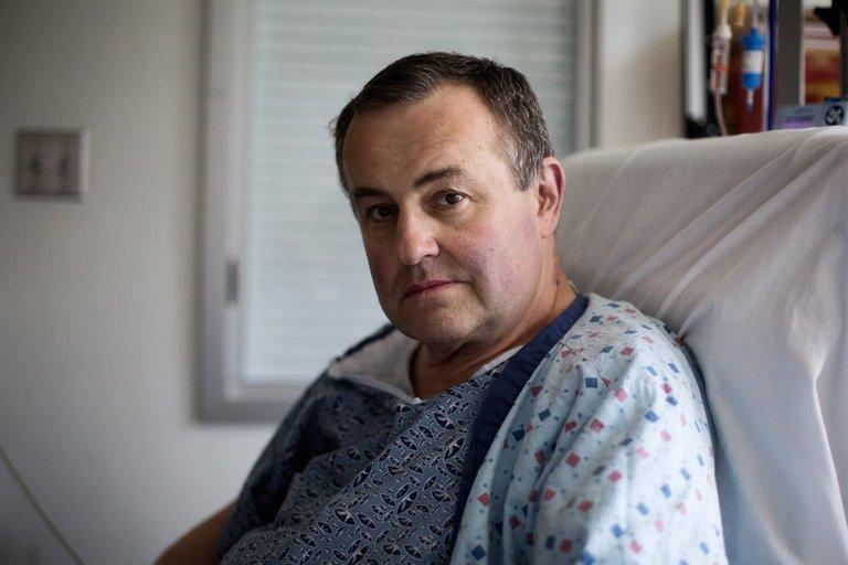 США пересадка пениса трансплантация полового органа Томас Мэннинг успешно наука новости отвратительные мужики