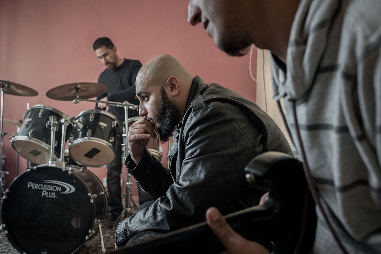 Kiruk - Metal Band - Dark Phantom