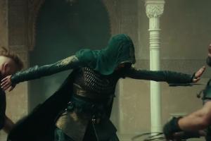 атака говноедов трейлер assassins creed фильм комментарии отвратительные мужики disgusting men