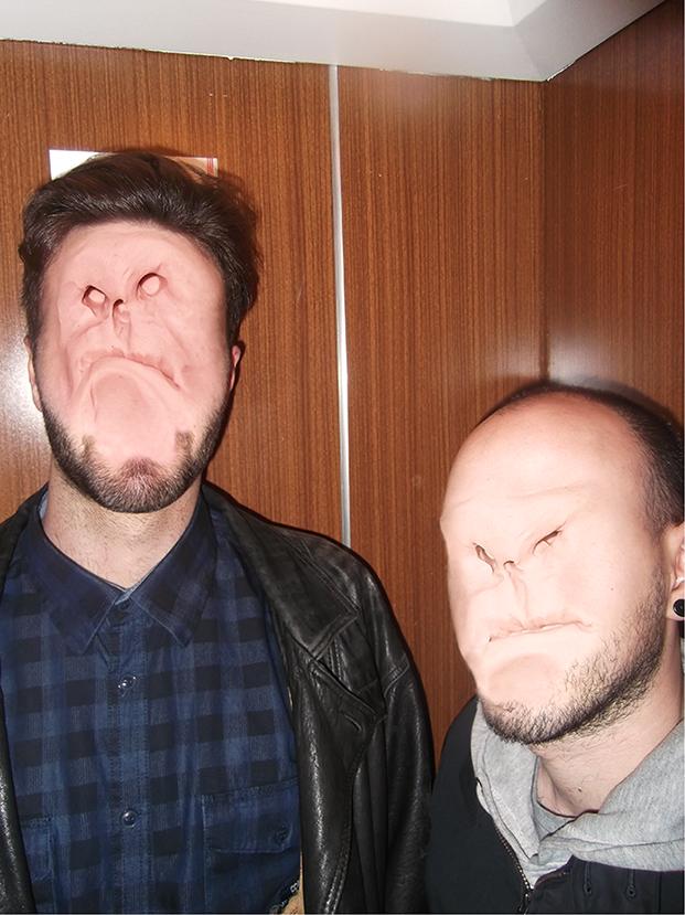 отвратительные мужики отвратительное искусство disgusting men пластилиновые лица пластилин art