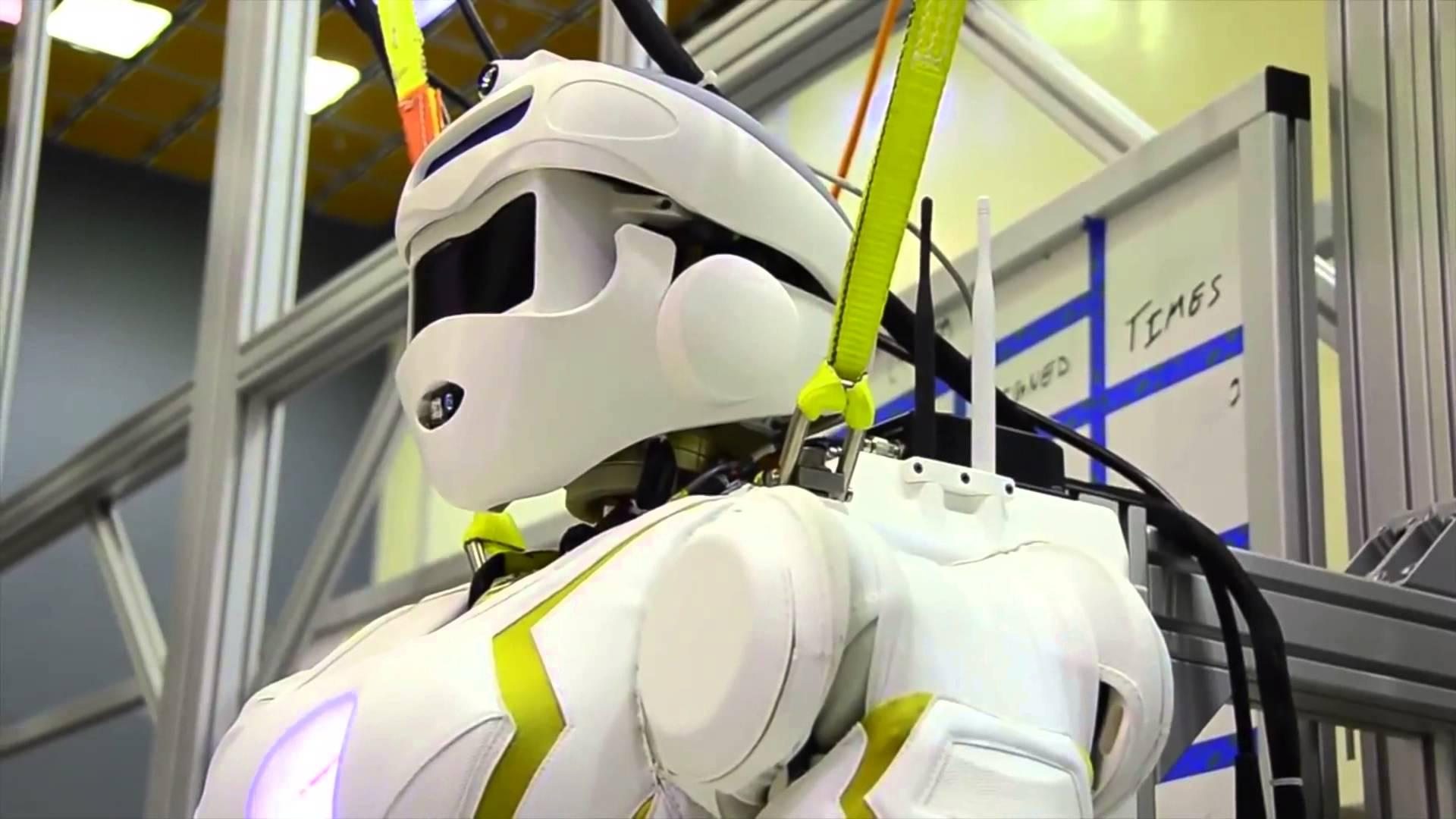 Валькирии роботы марс освоение гуманоидные NASA технологии новости отвратительные мужики