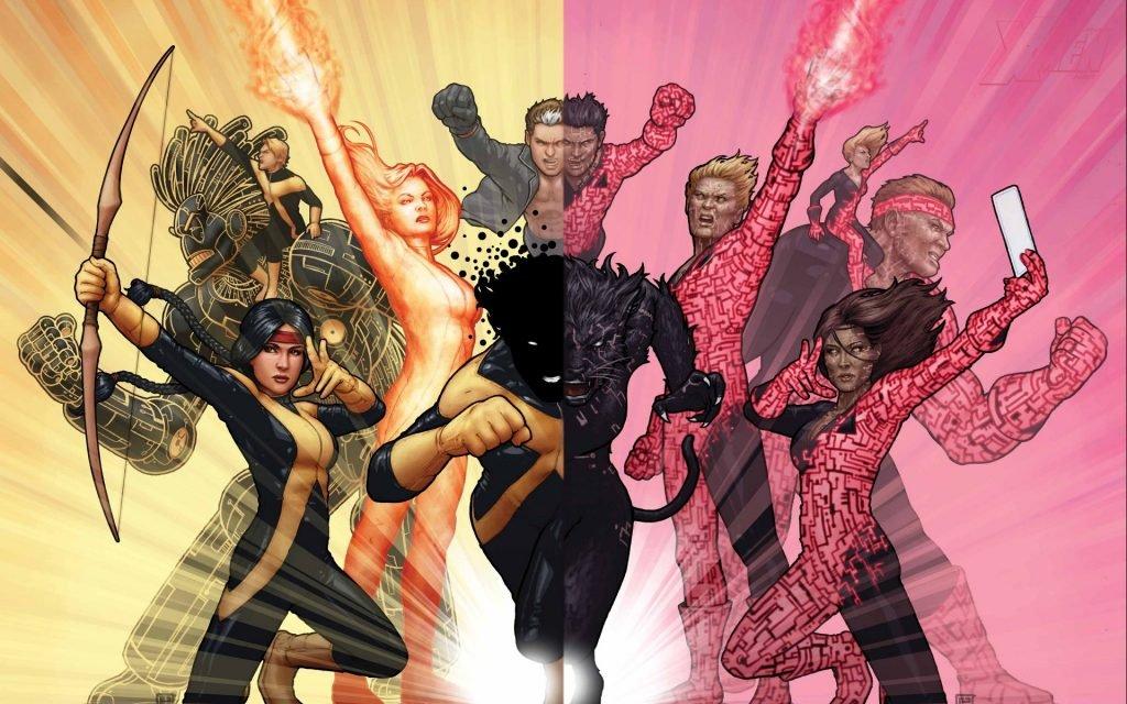 люди икс кино комиксы disgusting men new mutants