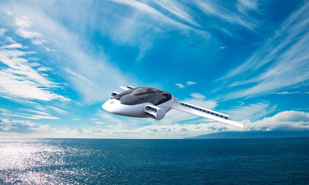 Lilium личный транспорт персональный самолет частный летательный аппарат германия электрический технологии новости отвратительные мужики