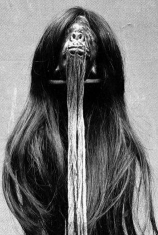 Тсантса: сушеные головы индейцев и галлюциногены