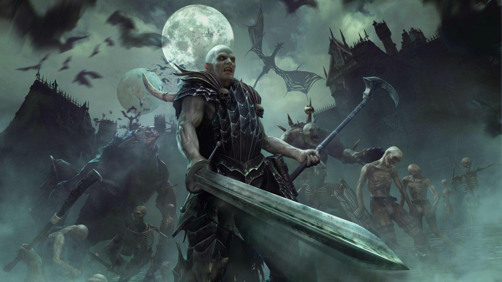 total war: warhammer критики рецензии отвратительные мужики review disgusting men