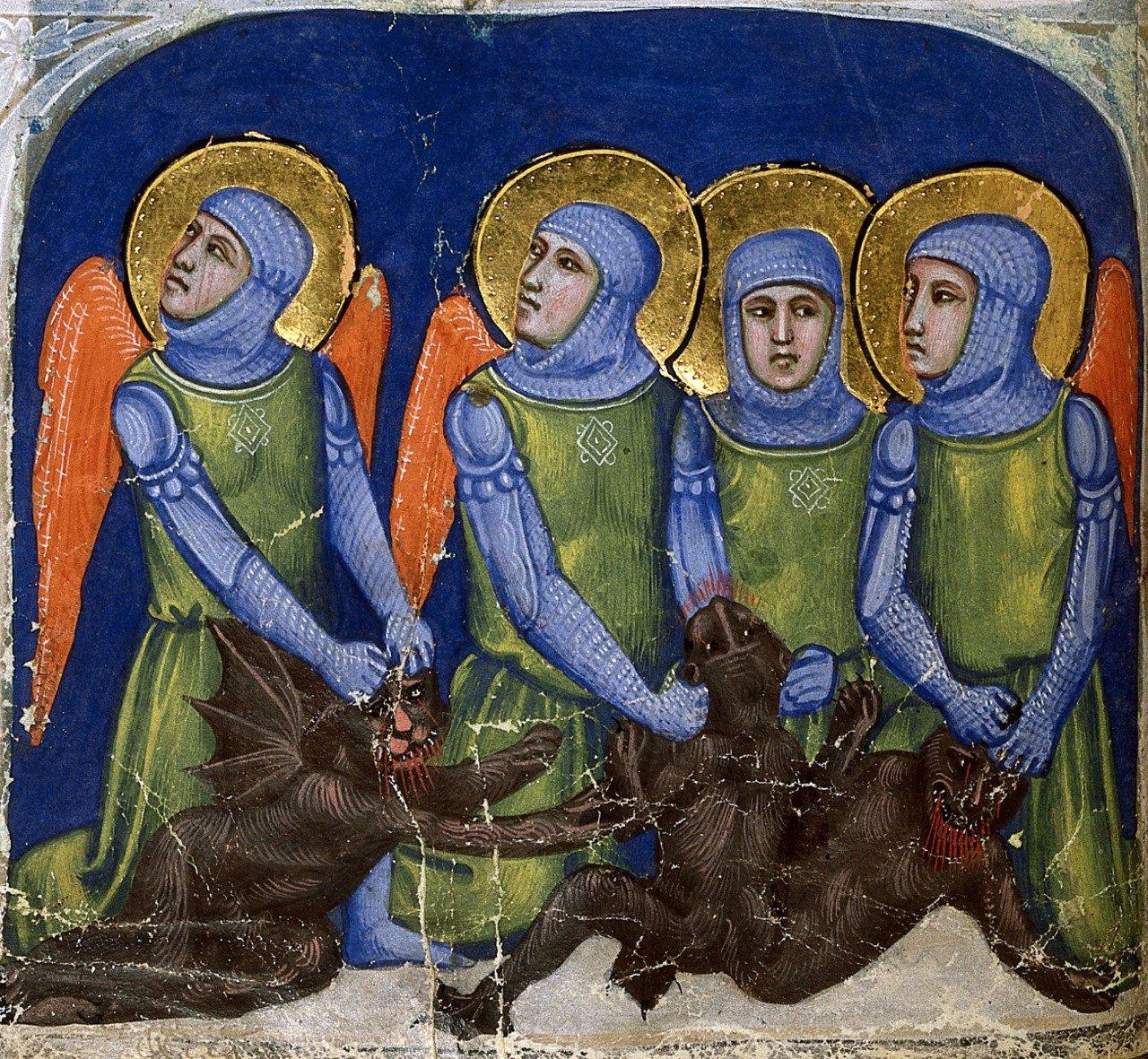 пандульф нормандцы норманны южная италия предательство отвратителььные мужики