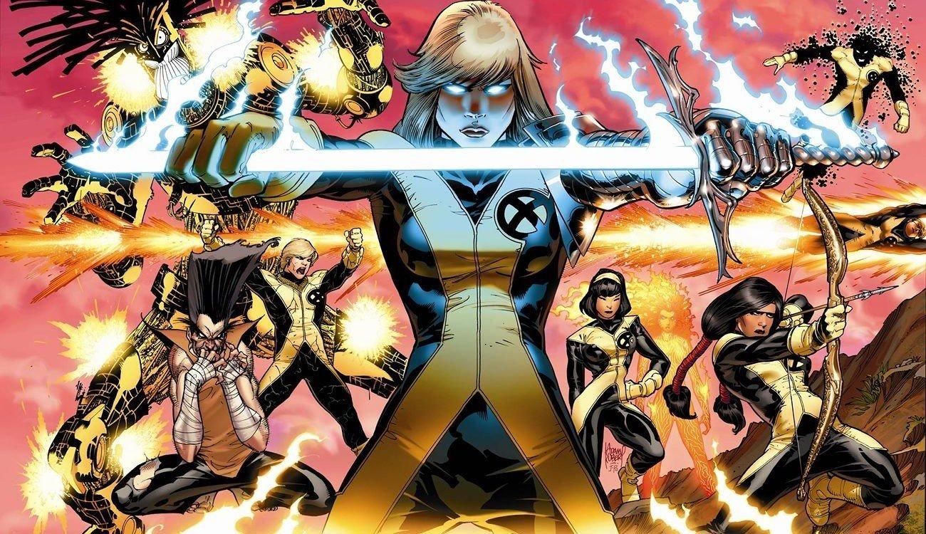 люди икс кино комиксы новые мутанты disgusting men