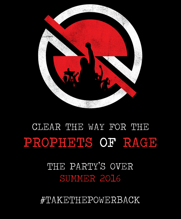 Prophets of Rage рэпкор супергруппа Rage Against the Machine Том Морелло, Брэд Уилк и Тим Коммерфорд Chuck-D DJ Lord Public Enemy B-Real Cypress Hill музыка гид отвратительные мужики