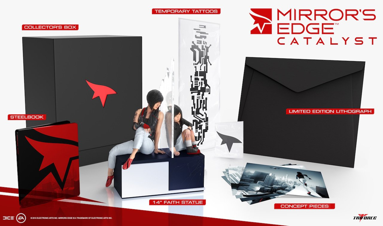 mirror's edge catalyst disgusting men