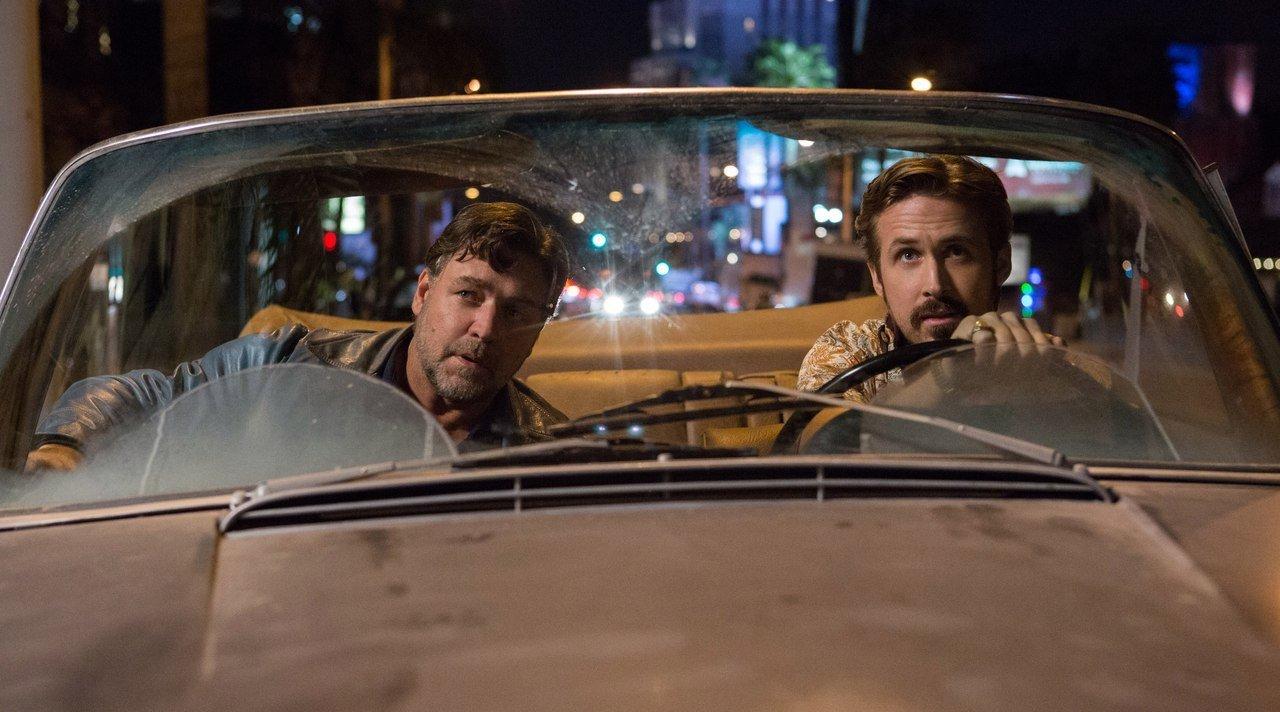 славные парни 2016 рецензия nice guys кино шейн блэк фильмы отвратительные мужики