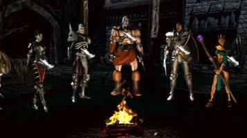 «Это часть семейных традиций». Отвратительные мужики вспоминают Diablo II