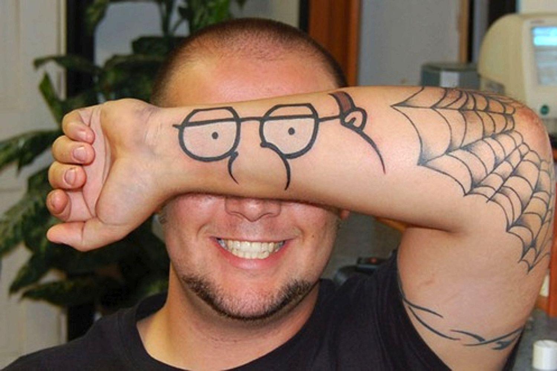 татуировки фбр система распознавания татуировок партаки наколки отвратительные мужики disgusting men