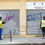 граффити Мэттью Тремблин французский художник делает теги понятнее виртуальные фото новости отвратительные мужики