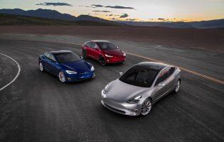 Планы Маска: краткосрочная аренда Tesla, электрогрузовики, электроавтобусы