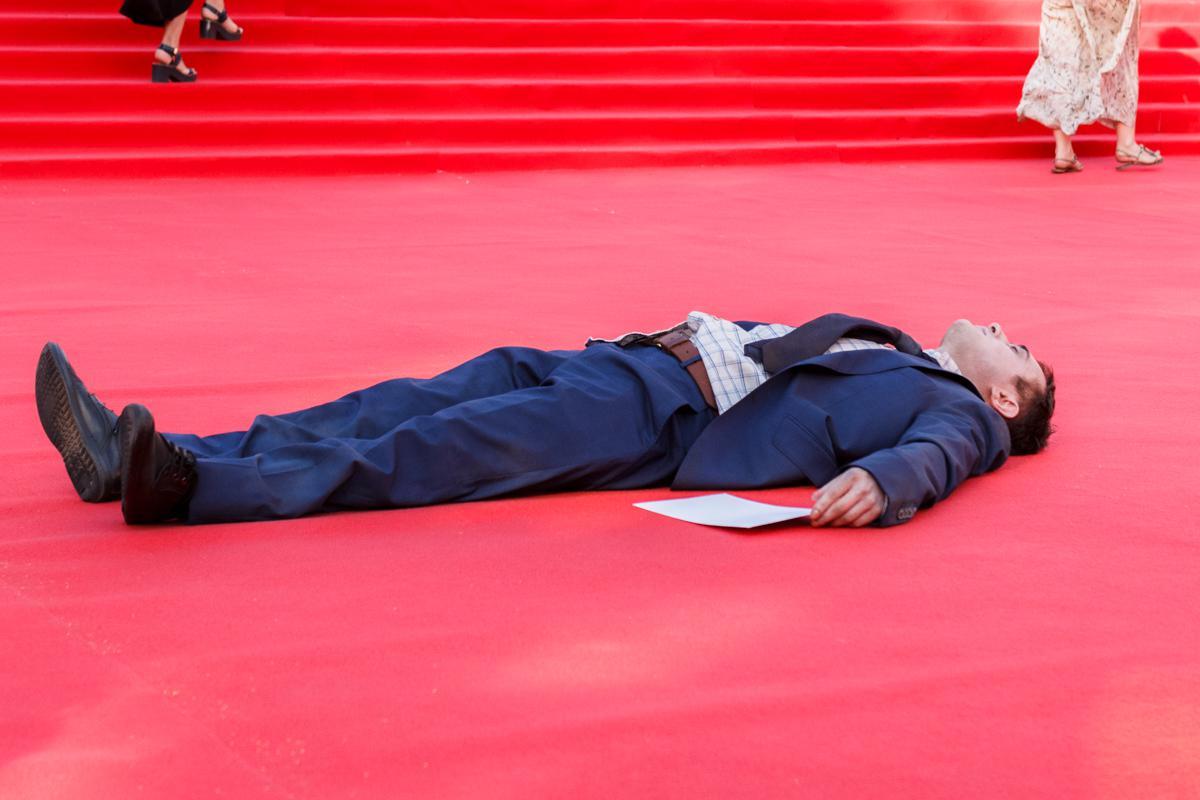 Московский Международный кинофестиваль красная дорожка министерство культуры михалков кино каро октябрь 38 спокойно я сам отвратительные мужики