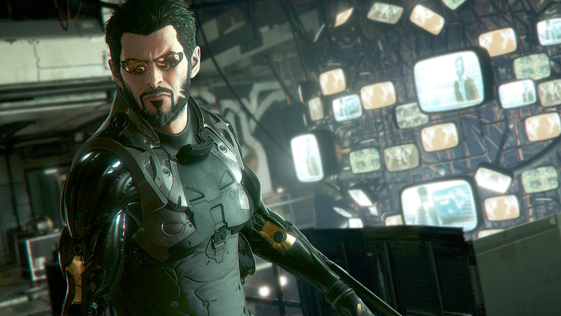 deus ex mankind divided interview preview review обзор деус экс