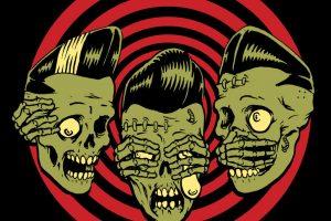 psychobilly сайкобилли рокабилли 50's рок-н-ролл disgusting collection отвратительная коллекция отвратительные мужики disgusting collection