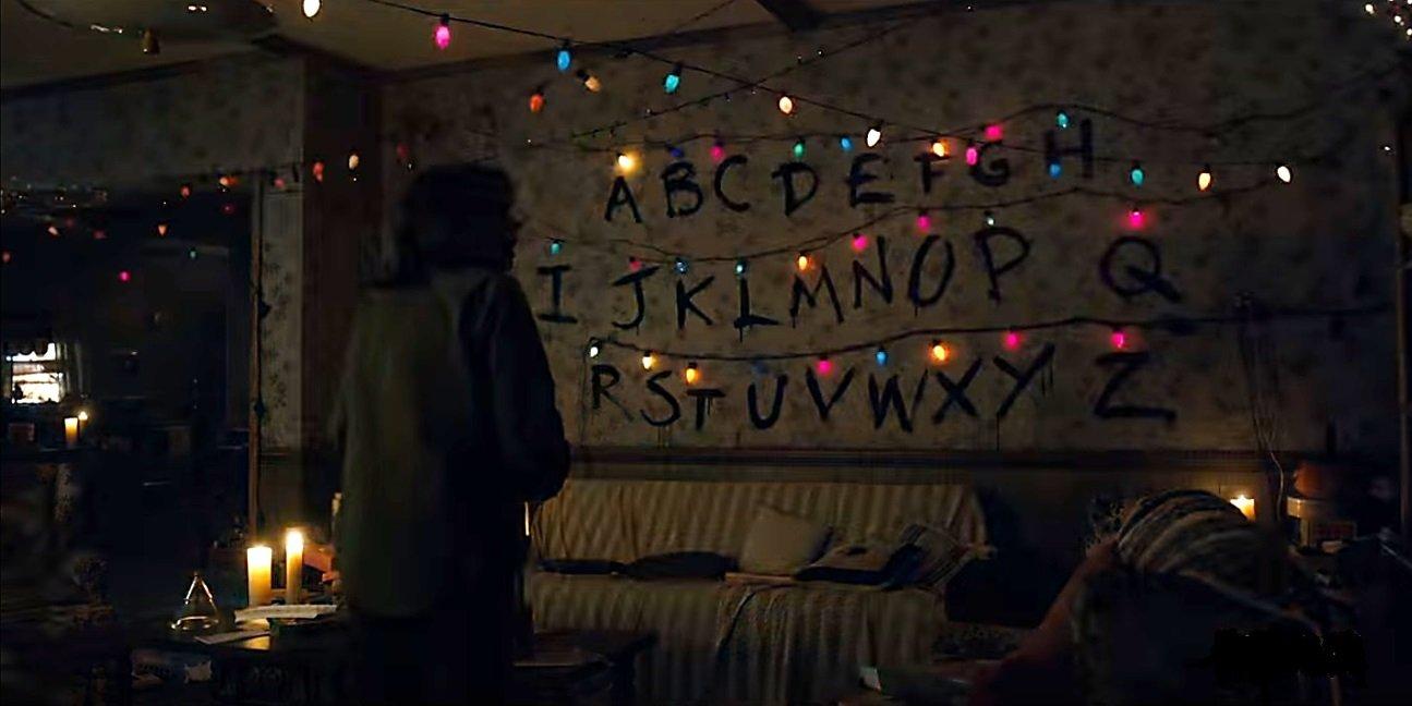 stranger things netflix review сериал очень странные дела крайне странные события рецензия