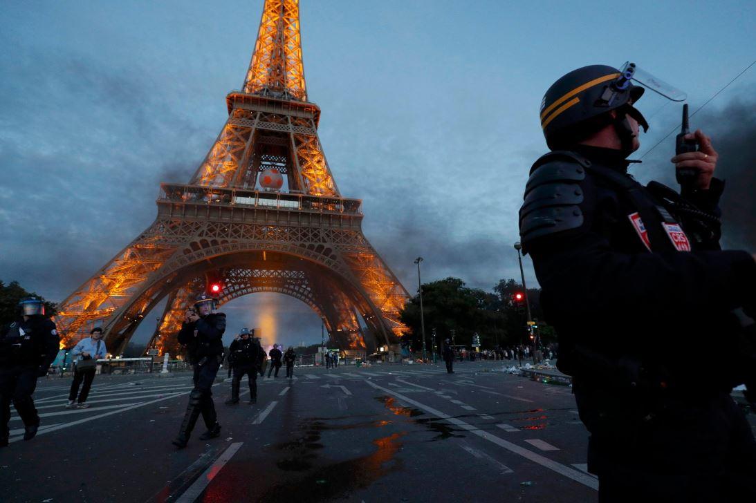 евро 2016 впечатление мнение жителя франции парижа стад де франс безопаность фан зона футбол спорт путешествия материалы отвратительные мужики