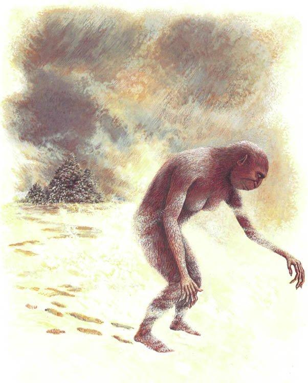 человек будущего постчеловек постгуманизм антропология фантастика футурология эволюция человека дугал диксон отвратительные мужики dougal dixon disgusting men