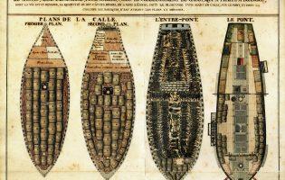 Как выглядел корабль работорговцев