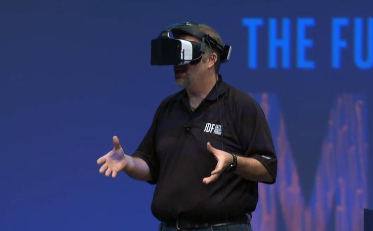Project Alloy Intel VR виртуальная реальность Интел шлем дополненная реальность отвратительные мужики disgusting men