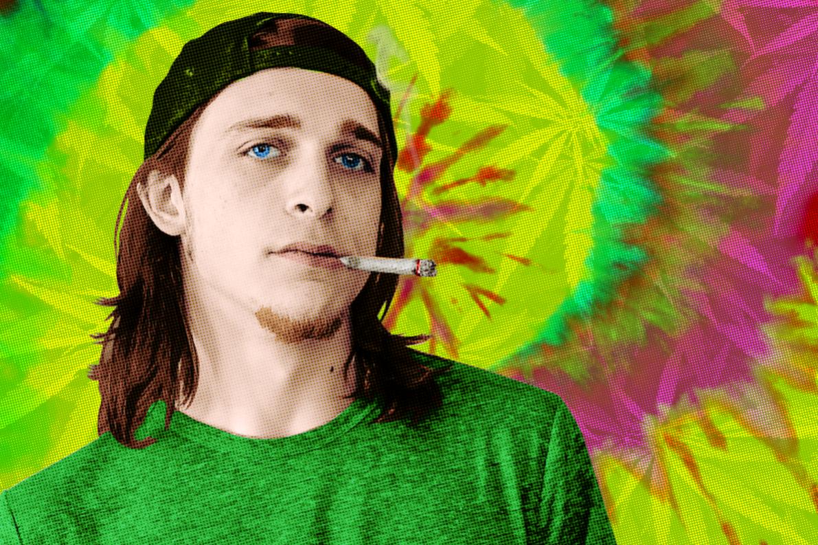 марихуана косяки джойнт сплифф тони гринхэнд каннабис конопля отвратительные мужики disgusting men