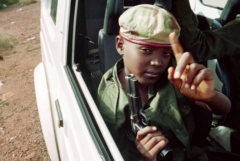 the issue about child soldiers Child soldiering is a human rights issue mustafa abdi/afp/getty images exploited and dangerous: child soldiers are more than just a moral hazard it's much more than that it is also a geostrategic and development issue child soldiers are usually depicted as.