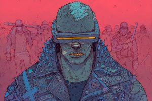 deus ex mankind divided киберпанк гибсон стерлинг ии отвратительные мужики cyberpunk disgusting men