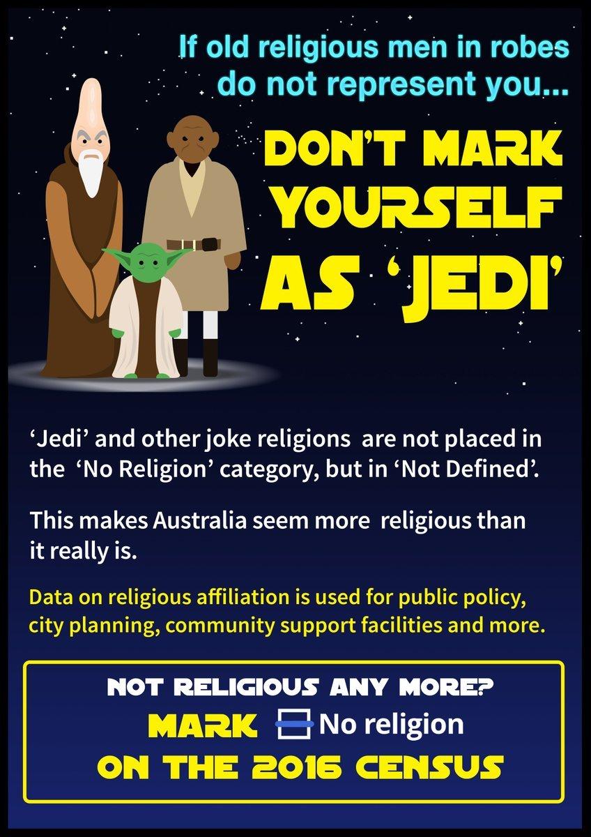 джедаизм джедаи звездные войны йода австралия атеисты отвратительные мужики jedi disgusting men